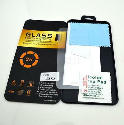 For Iphone 4 4S HD Tempered Glass Toughened Glass Screen Protector Sticker ZW