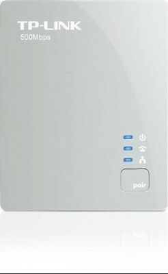 TP-LINK AV500 Nano Powerline Adapter Plug-Type F (EU)