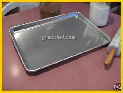 "2 Sheet pans 18"" x 13"" x 1"" Heavy Gauge Aluminum ~ Commercial Grade - Brand New"