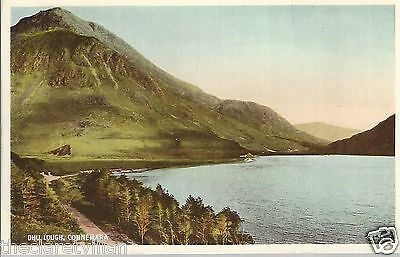 Connemara Dhu Lough  Galway Old Unposted Postcard
