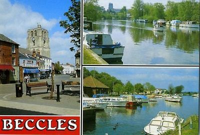 Beccles,Suffolk multi view