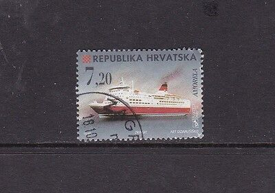 Croatia 1998 7k20 Amorelia car ferry VFU SG561