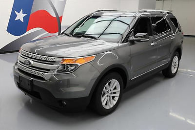 2014 Ford Explorer  2014 FORD EXPLORER 7-PASS HTD LEATHER NAV REAR CAM 28K #B33388 Texas Direct Auto