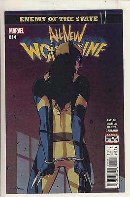 All-New Wolverine (2016) 14 NM