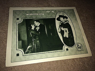 GOLDWYN PICTURES Silent Movie Lobby Card 1919 Pauline Frederick Taylor Holmes