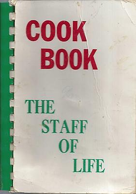 *batesville Ar Antique St Paul's Episcopal Church Cook Book *local Ads *arkansas