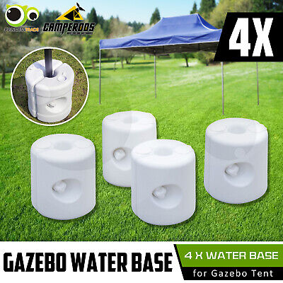 Gazebo Water Base Outdoor Marquee Tent Pop Up Folding Canopy Event Market Party