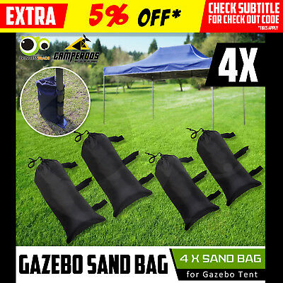 Gazebo Sand Bag Outdoor Marquee Tent Pop Up Folding Canopy Event Market Party BB