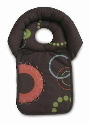 Boppy Noggin Nest Infant Head Support - Brown Wheels