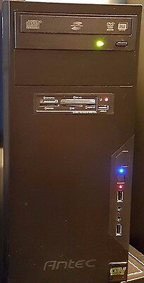 Intel Celeron G1620 2.70Ghz, 500GB, 8gb ram, DVD-RW Win7 Home Prem Minitower
