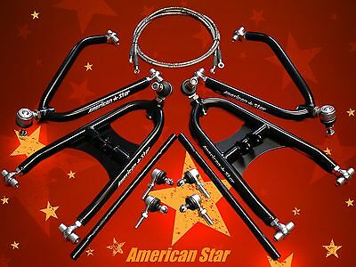 American Star LTZ 400 MX PRO +2 up 1 Chromoly Racing A-Arm Package SHIPS FAST!