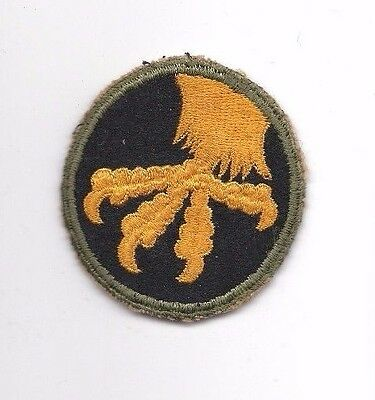 Us Army 17Th Airborne Division  Opposed Claw