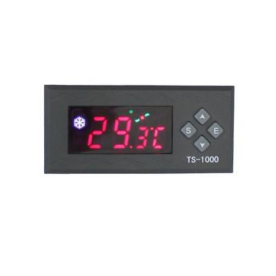 AC 110V-240V 10A Digital Temperature Controller Thermostat 3in1 With Sensor