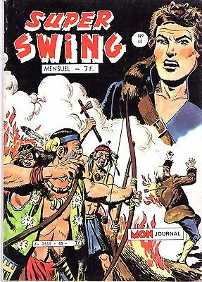 Super Swing 44  Mon Journal 1985  Rare