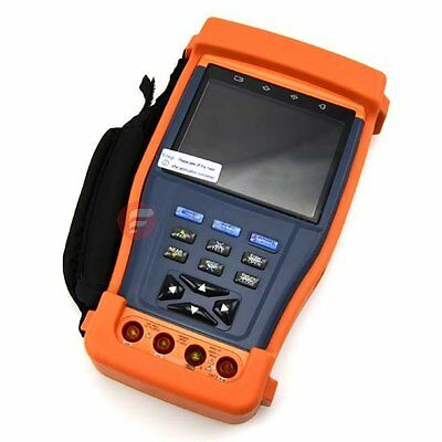 """3.5"""" in LCD Monitor CCTV Tester Multimeter Camera Video PTZ 12V OUT ST894"""