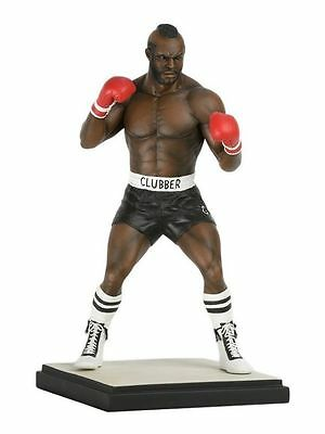 """Clubber Lang Hollywood Collctibles 12"""" Statue Brand New Limited Edition"""