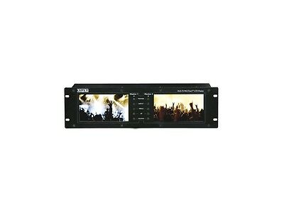 "DMT DLD-72 MKII Dual 7"" Display with HDMI link"