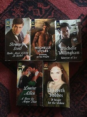 mills and boon books