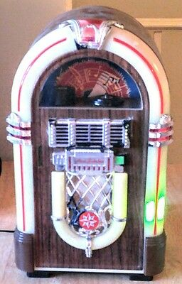 Pre-Owned Collectible Ima Mini Radio Cassette Jukebox Jb-1 - Vintage No Box