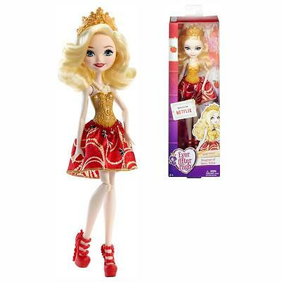 Ever After High Muñeca - Muñeca de Moda Apple White
