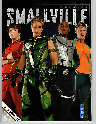 Smallville Official Magazine 20 May/June 2007