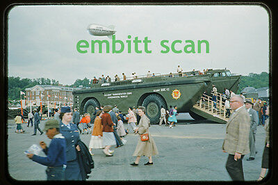 Original Slide, U.S. Army Psychological Warfare Aerostat, 1954