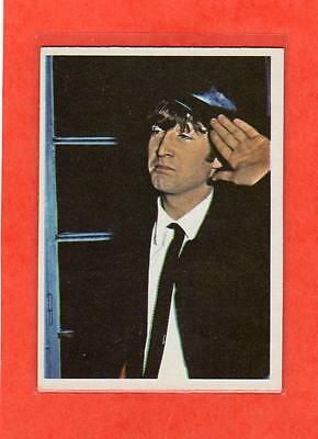 The Beatles Diary US Original Topps 1960's Color Bubble Gum Card # 29A