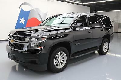 2016 Chevrolet Tahoe  2016 CHEVY TAHOE LT 8-PASS HTD LEATHER NAV REAR CAM 34K #226344 Texas Direct