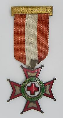 Med 291 - Medaille - Mexique - Medaille Croix Rouge