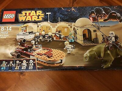 Star Wars Lego 75052 Mos Eisley Cantina Brand New & Sealed (Discontinued)