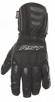 RST 1717 Storm Waterproof Textile Sports Touring Men Motorcycle Textile Glove