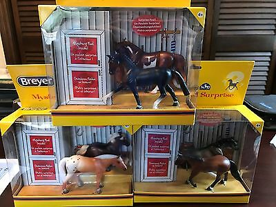 Breyer Stablemate Mystery Foal Suprise Complete Set NIB