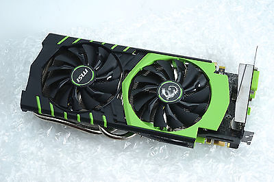 NVIDIA MSI Limited Edition Video Card GeForce GTX 970 Gaming 100ME 4GB OC