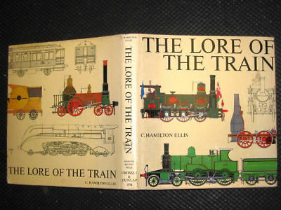 The Lore Of The Train / Detailed  Drawings, Illustrated