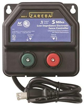 New Zareba Ea5M-Z/ A5 5 Mile Electric Fence Controller Charger Garden 6154868