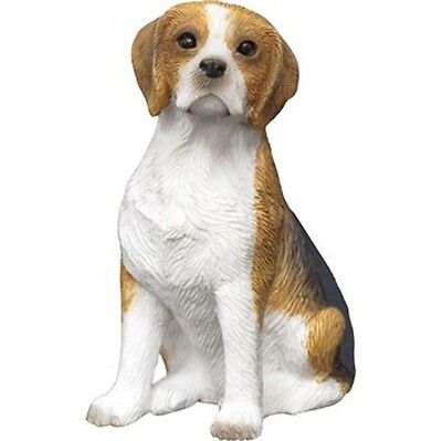 Beagle Figurine Hand Painted – Sandicast