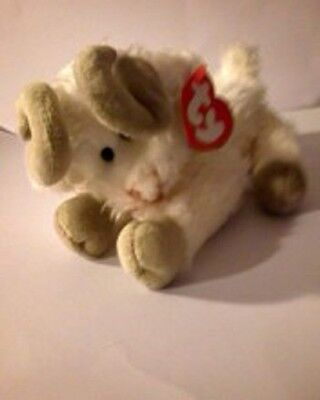 Ramsey-Ty Attic Treasures Collection-Plush Beanie-UPC 008421060924- With Tags VG
