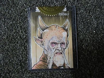2017 Buffy The Vampire Slayer Collector's Set Series 2 W. Martineck Sketch - I