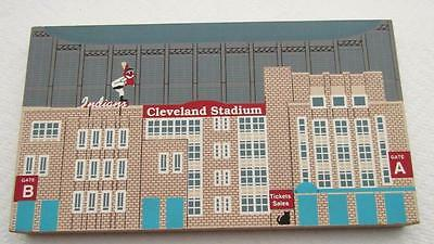 Cats Meow Cleveland Stadium 1932-1993 Indians & Browns Gate A & B