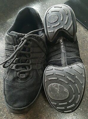 Roch Valley Canvas Boost Dance Sneakers Shoes UK Size 3