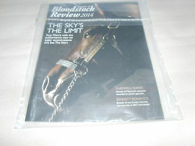 Racing Post Bloodstock Review 2014 Sea The Stars Horse Racing (new in wrapper)