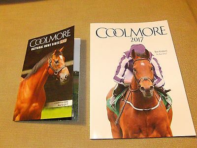 Coolmore Stud Stallion books 2017 Flat and National Hunt horse racing breeding.