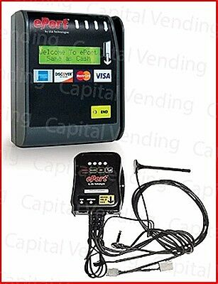 New USA Technology G9 Telemeter & Credit Card Reader with NFC - Vending Machines