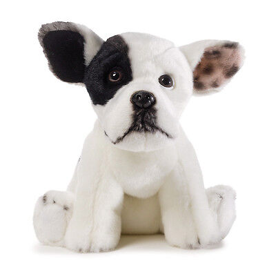 New GUND Plush Toy Stuffed Animal PIT BULL TERRIER Puppy Dog JONNY JUSTICE 8""