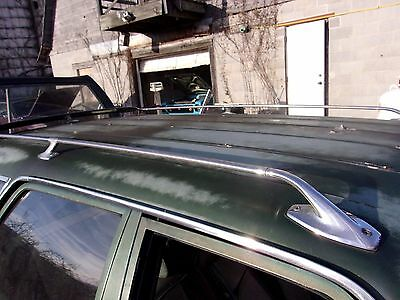 AMC Hornet Sportabout Factory Roof Rack, with rear air deflector