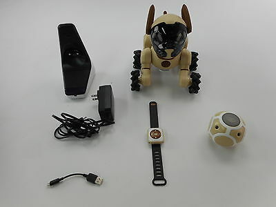 WowWee 5806 - Chocolate CHiP Robot Toy Dog