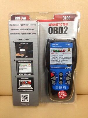 INNOVA 3100i Diagnostic Scan Tool OBD2 Diagnostic 3100 Code Reader Scanner