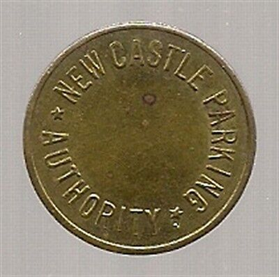 Parking Token, New Castle Parking Authority