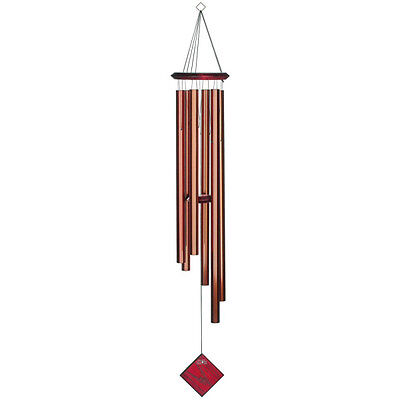 Woodstock Large Bronze Chimes of Neptune Outdoor Garden Wind Chime