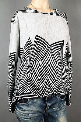 NEW WOMEN TUNIC  BLOUSE size 14/16  TOP  LONG SLEEVE  LADIES  7000